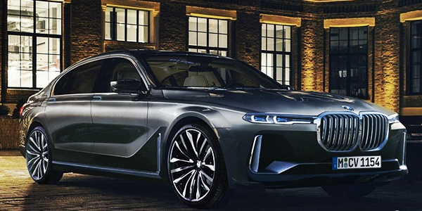 2022 BMW 7 Series, New Luxurious Electric Car