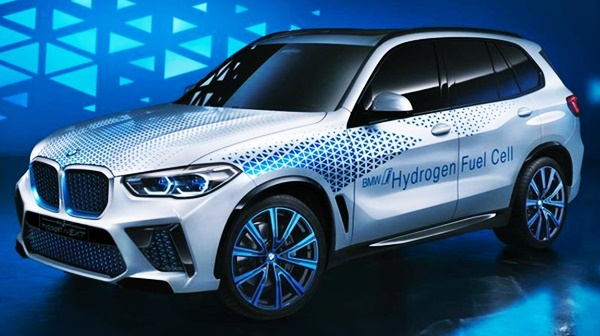 New 2022 BMW X5 I Hydrogen Fuel Cell Concept
