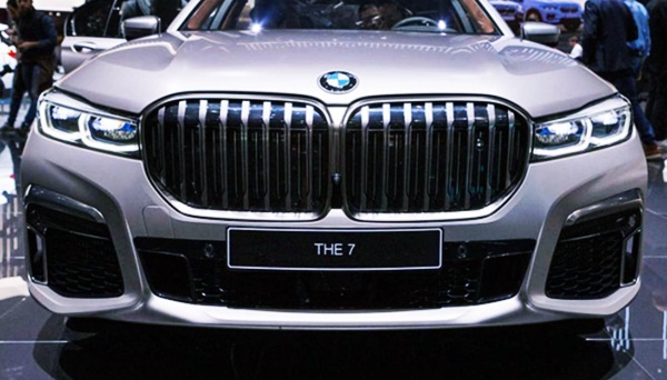 New 2023 BMW 7 Series Redesign