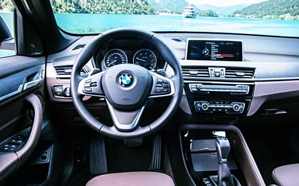 2022 BMW X1 Interior