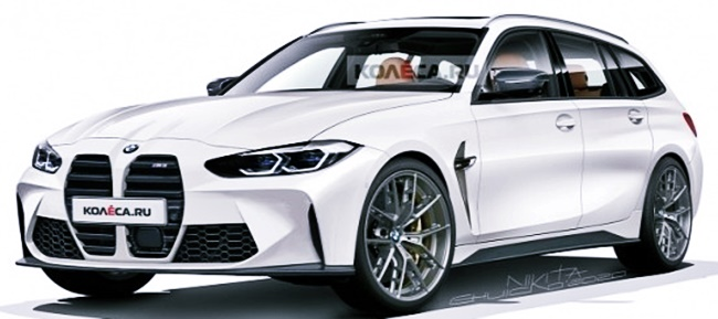 New 2023 BMW M3 Touring Release Date
