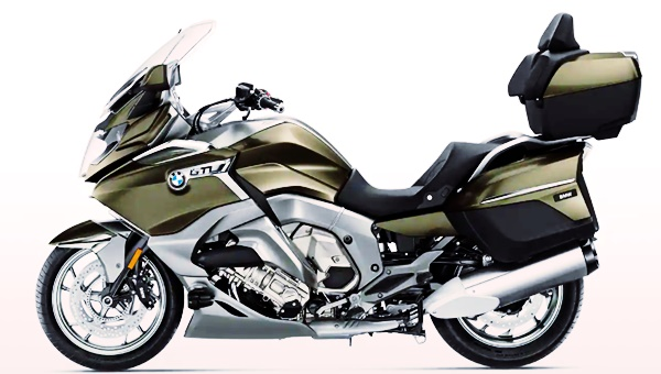 2022 BMW K 1600 GTL