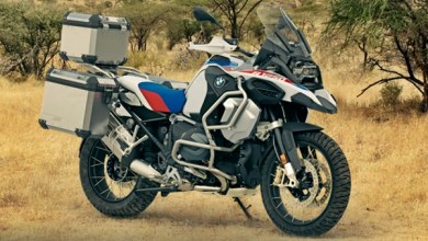 2022 BMW R 1250 GS Adventure Review