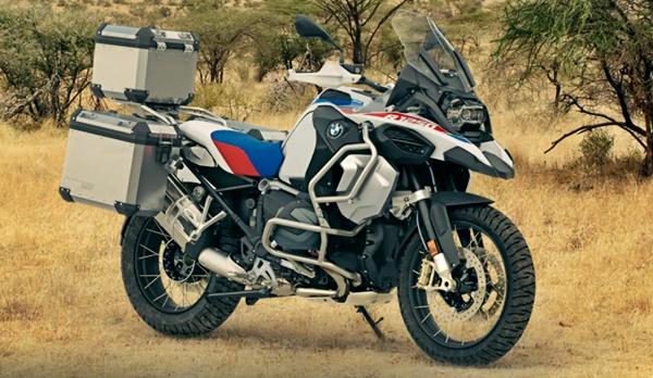 2022 BMW R 1250 GS Adventure Review