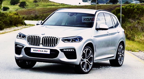 New 2022 BMW X3 Release Date