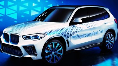 New 2023 BMW X5 LCI Facelift