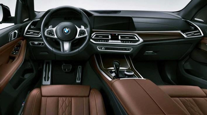 2022 BMW X5 Xdrive45e Interior