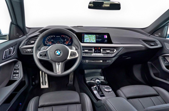 2023 BMW M2 Coupe Interior
