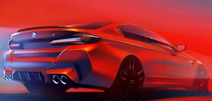 2023 BMW M5