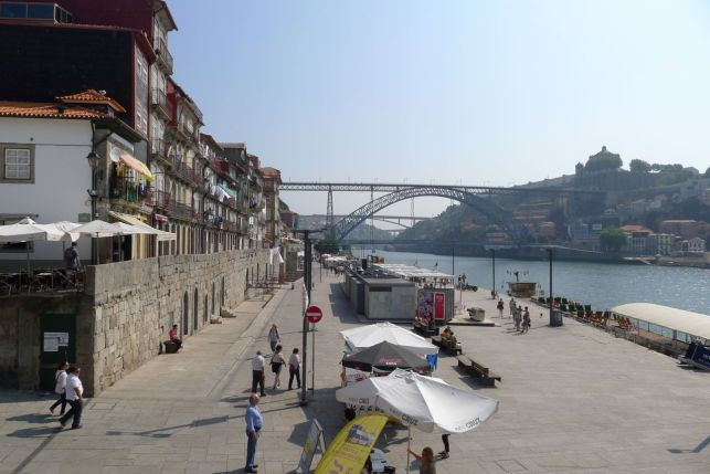 Duoro River in Porto