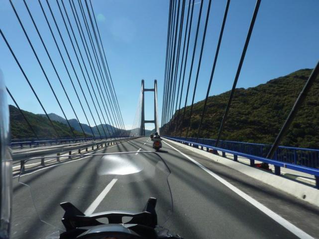 Bridge over the AP66 Enroute to Leon