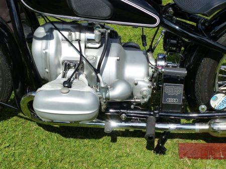 27 BMW R5 1936 Brackley Festival of Motorcycling 20140817