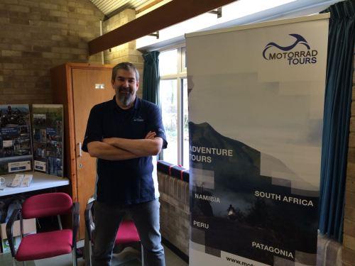Richard Millington Motorrad Tours