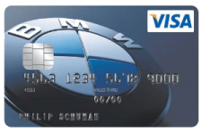 BMW VISA Card