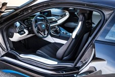 BMW i8 interni
