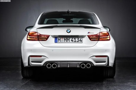 BMW M4 M Performance Essen Motor Show 2014 Tuning 1