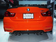 BMW M4 M Performance Los Angeles 3