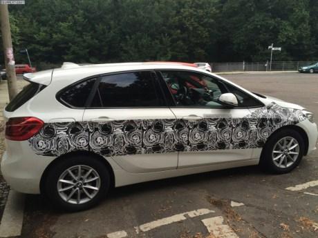 BMW Serie 2 Active Tourer 2015 ibrida 2