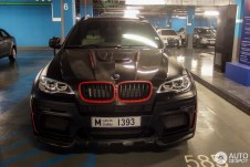 BMW X6 M Hamann Tycoon Evo anterior