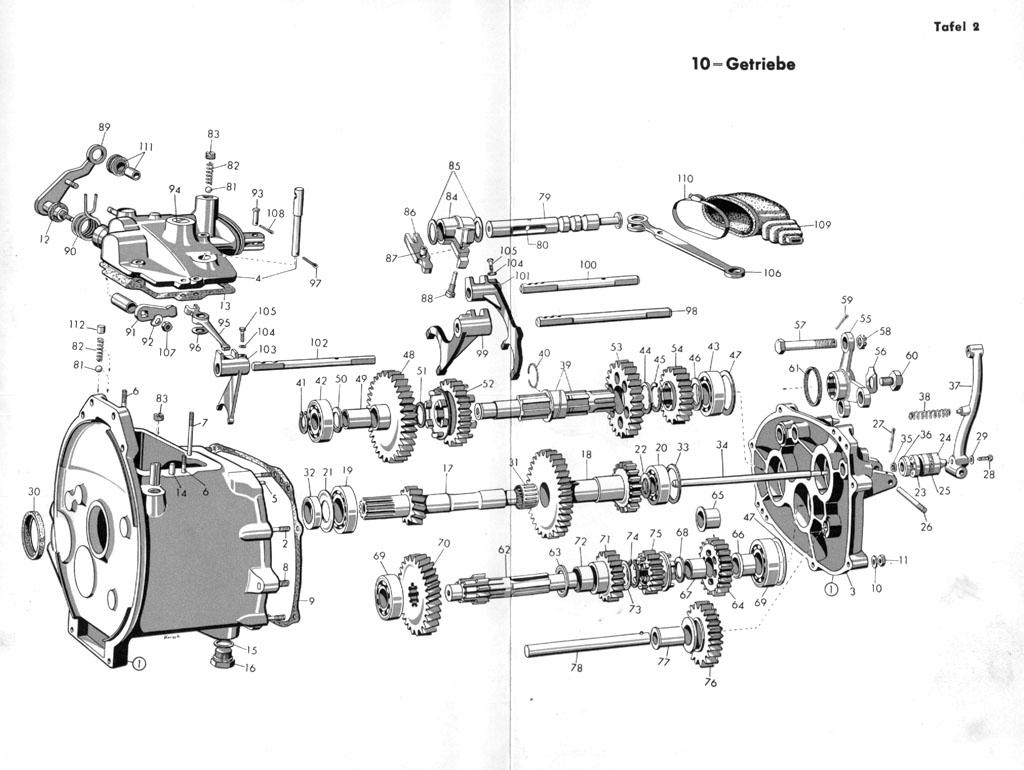 E30 Rear Suspension