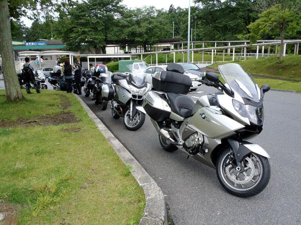 BMW バイク ツーリング