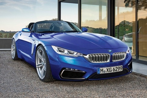 BMW Z4 生産終了