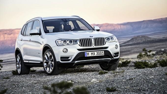 BMW x3 ブログ マイナーチェンジ