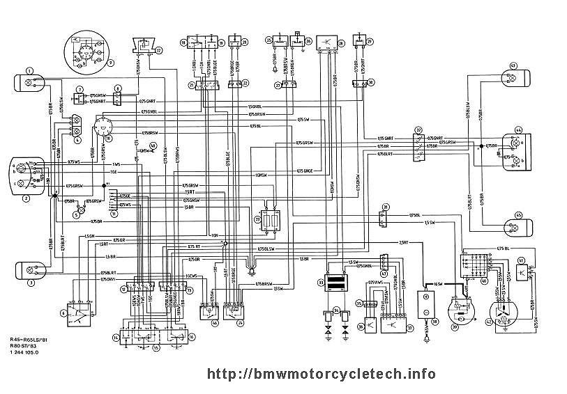 Bmw Gs Wiring Diagram