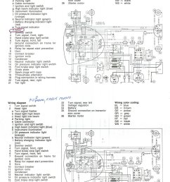 early model had no fuses set your browser to expand the image as needed it will be cleanly displayed see 38e schematic diagram  [ 1445 x 2030 Pixel ]
