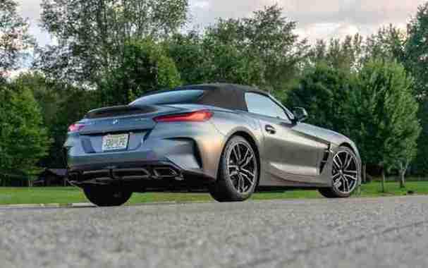 2021 BMW Z4 M40i, 2021 bmw z4, 2021 bmw z4 coupe,