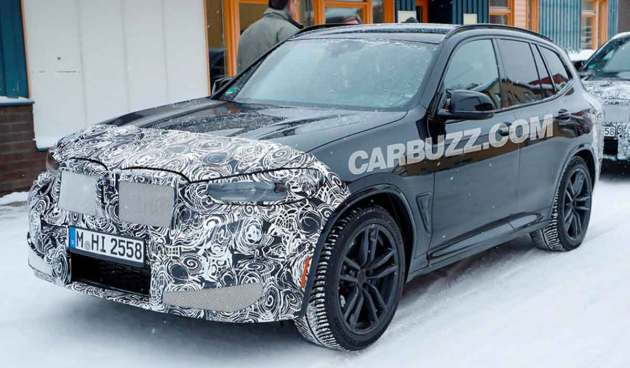 2022 BMW X3 Release Date