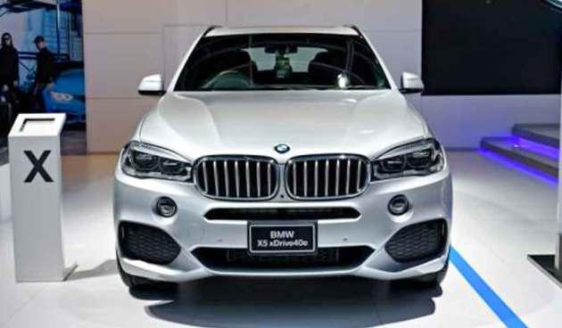 2025 BMW X5