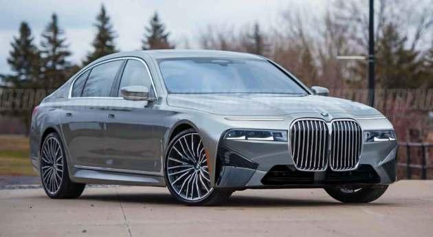 2023 BMW 750