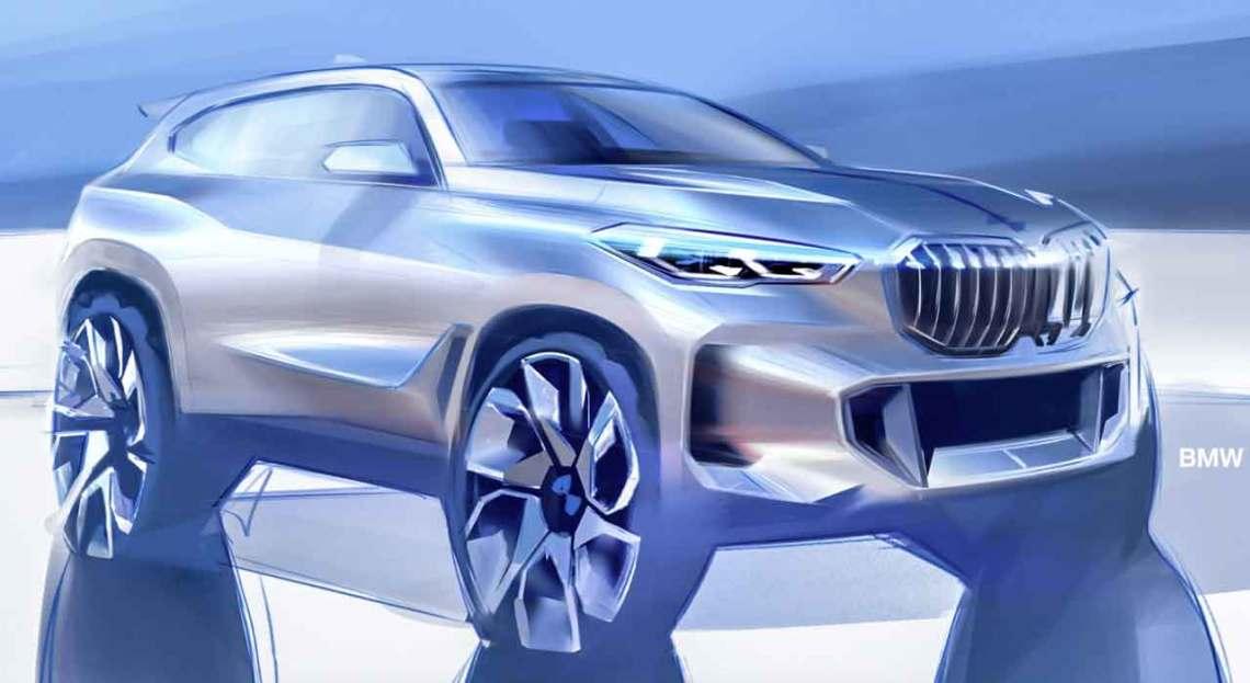 2023 BMW X5 Redesign