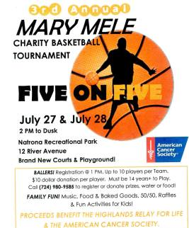 Mary Mele Memorial Basketball Tournament