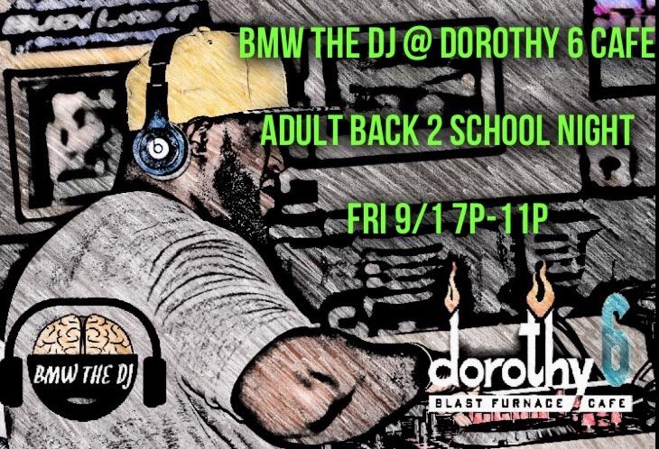 bmw the dj dorothy 6