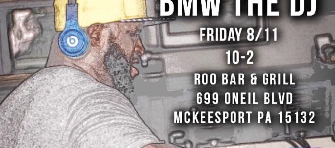 bmw the dj roo bar