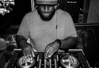 BMW THE DJ @ Shootis in Plum PA