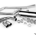 N54 335i VRSF Exhaust Upgrade