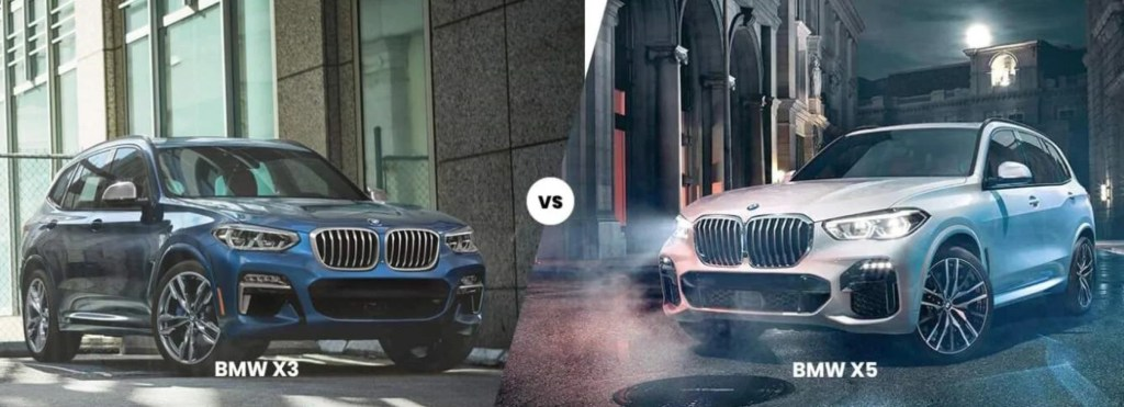 BMW X3 vs X5 - Performance, Reliability, Handling, Engine Problems, Price