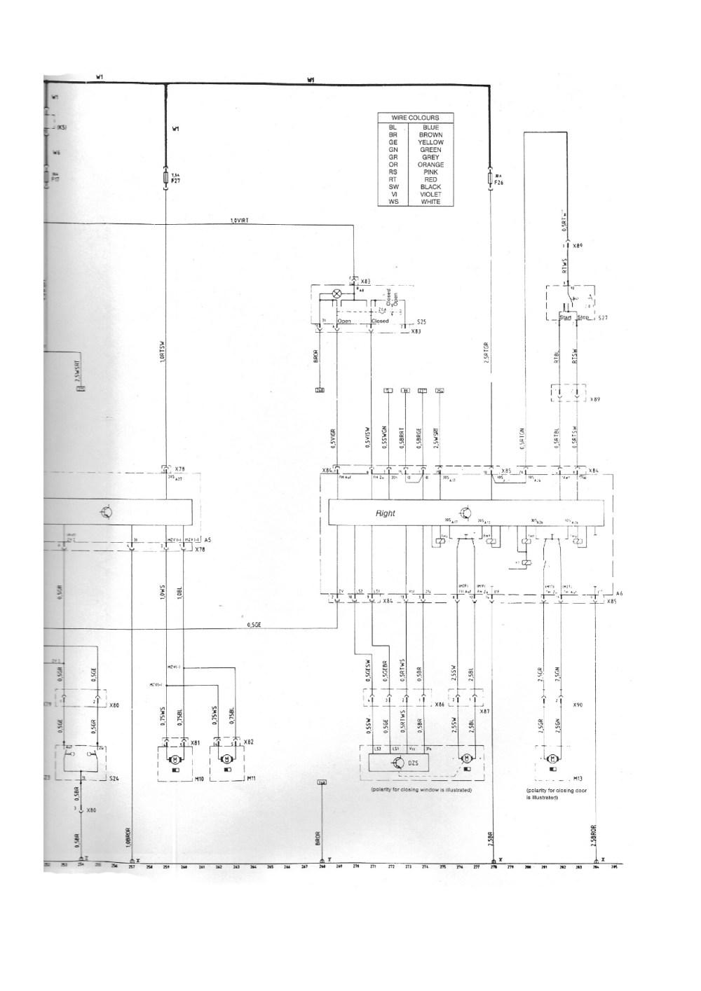 medium resolution of door wiring diagrams