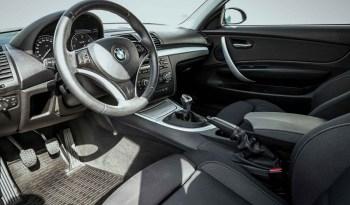 BMW 120d 3-dverové full