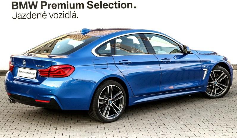 BMW 420d xDrive Gran Coupé Model M Sport full