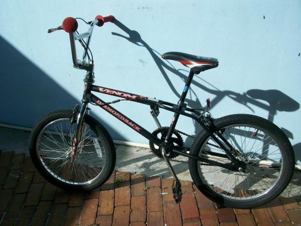 1996 Diamondback Venom