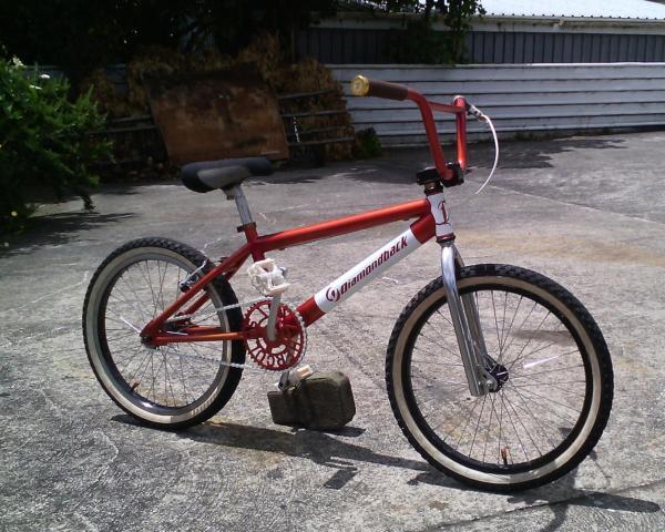 2002 Diamondback Ignitor