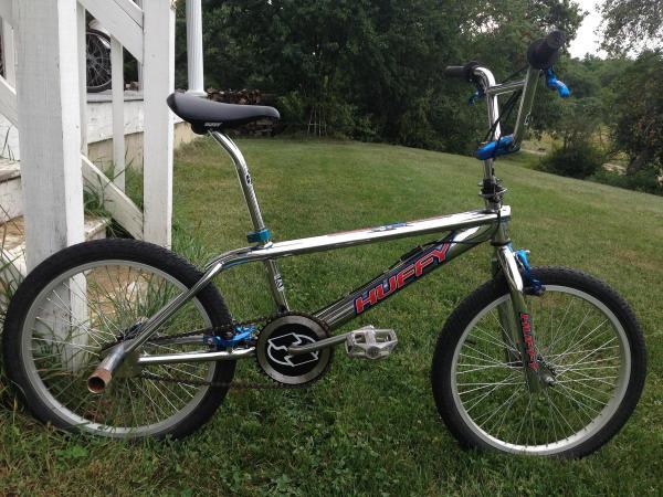 1993 Huffy BMX Bike