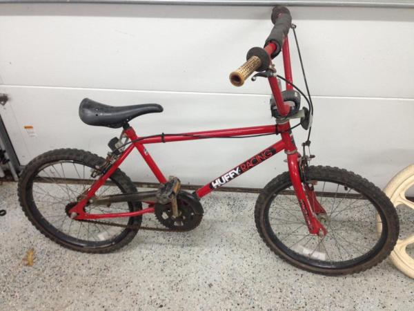 Huffy Stu Thomsen BMX Bike