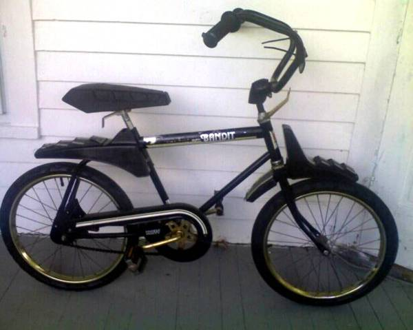 1978 Huffy Bandit Bicycle