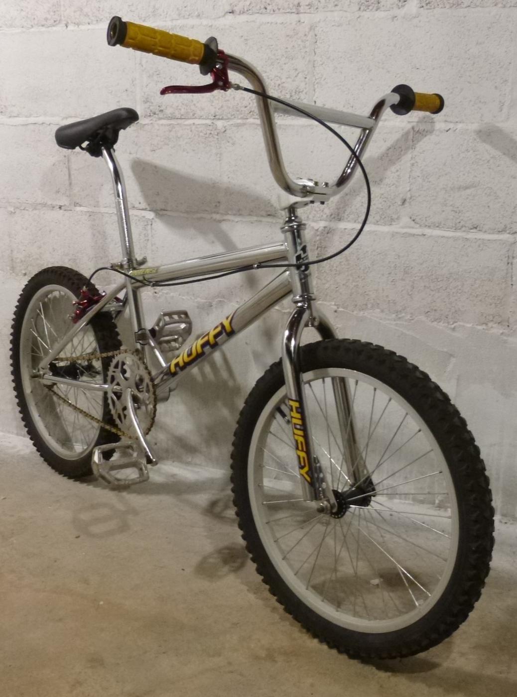 Intense Bmx Bikes : intense, bikes, Huffy, Intense, BMXmuseum.com