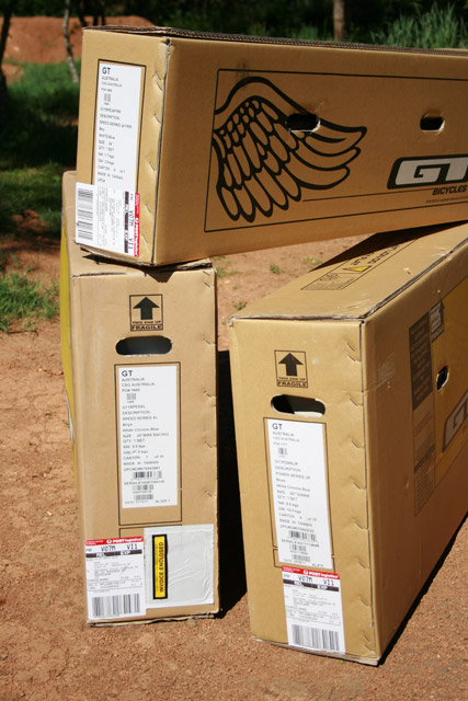 Goldcross Cycles prizes for BSX2012